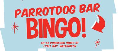 Parrotdog Bar Bingo!