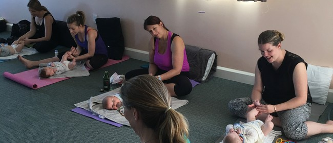 Mum and Bubs Yoga