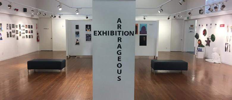 Artrageous Secondary Schools' Exhibition