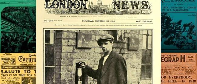 British Newspaper Archive Workshop