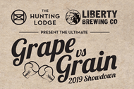Image for event: The Grape vs Grain 2019 Showdown
