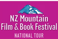 Image for event: NZ Mountain Film Festival
