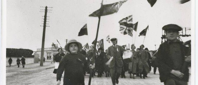 WWI Peace Celebrations In the Hutt Valley
