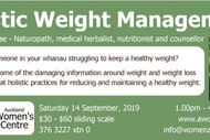 Image for event: Holistic Weight Management