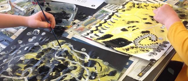 Squiggla: Children's Open Studio Workshop