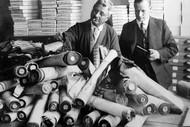 A Decorative Bias: Parisian Ties 1919-2019