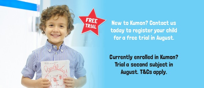 Two-Week Kumon Maths and English Trial