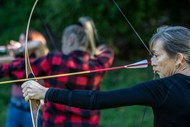 Image for event: Archery Have a Go Holiday Special