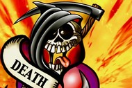 Image for event: Death and Taxes