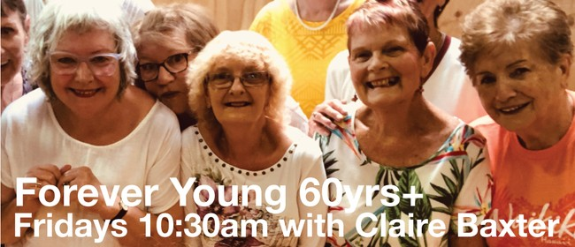Forever Young 60+ with Claire