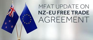 MFAT - EU - NZ Free Trade Negotiations