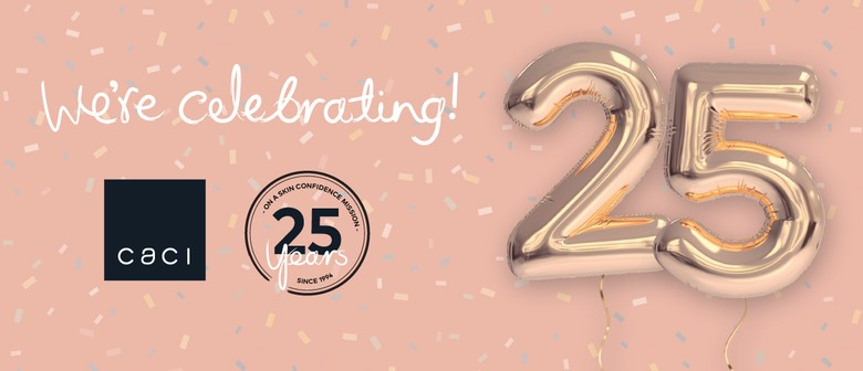 Celebrate Caci's 25th Birthday