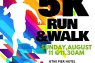 Image for event: Kaikōura 5km Fun Run/Walk - Community Pool Fundraiser