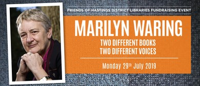 Marilyn Waring - Different Books, Different Voices