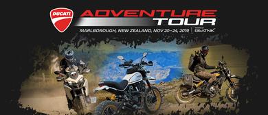 Ducati Adventure Tour