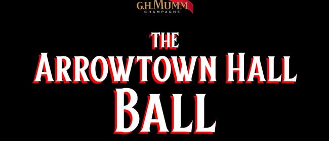 The Arrowtown Hall Ball 2019