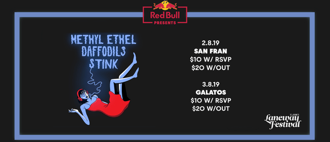 Red Bull: Wellington Curated by Laneway
