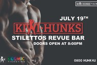 Image for event: Kiwi Hunks Male Revue