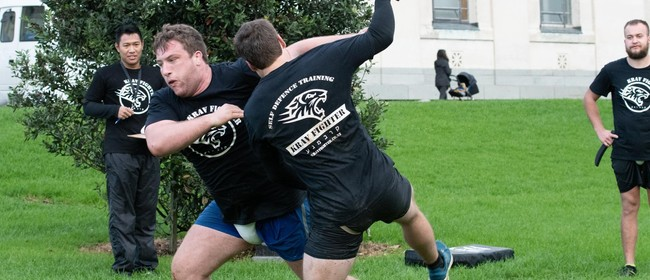 Intensive Krav Maga Self-Defence Course Part 2