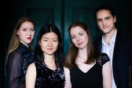 Image for event: Lazarus String Quartet