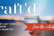Image for event: Craft'd Wine and Spirits Festival
