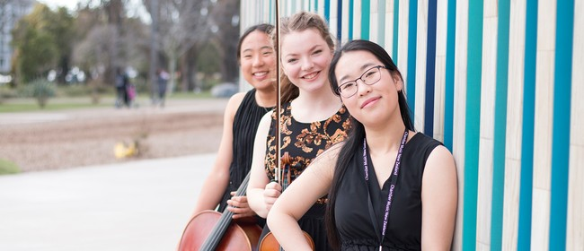 NZCT Chamber Music Contest National Finals