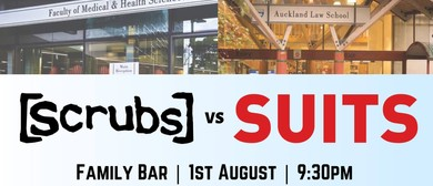 AUES Presents Stein 3: Scrubs vs Suits