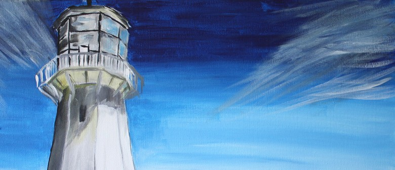 Paint and Wine Night - Pencarrow Lighthouse - Paintvine: CANCELLED