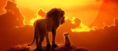 Lion King Movie Fundraiser - New Zealand Red Cross