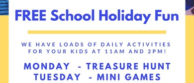 Fun School Holiday Activity