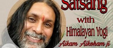Satsang with Himalayan Yogi