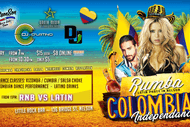 Image for event: Rumba - Latin Party Nelson: Colombian IndepenDance