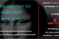 Image for event: An Introduction to Meditation