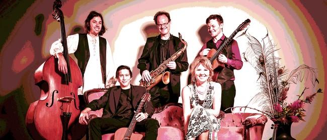 La Luna & the Gadjos: French Chanson, Orleans & Gypsy Swing