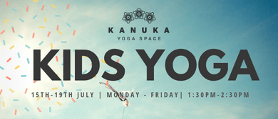 Kids Yoga Series