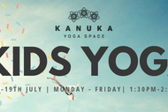 Image for event: Kids Yoga Series