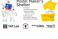 Image for event: Model Maker's Shelter