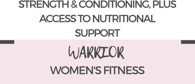 Warrior Woman 6 Week Kickstart!
