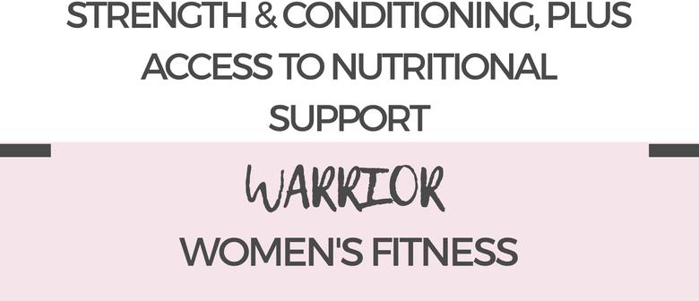 Warrior Woman 6 Week Kickstart!