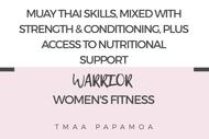 Image for event: Warrior Woman 6 Week Kickstart!