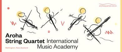 ASQ International Music Academy Gala Concert