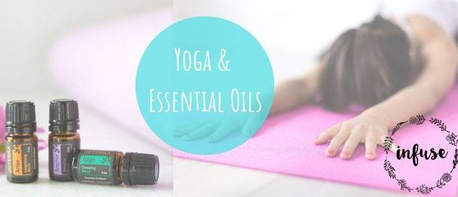 Intuitive Yoga & Essential Oils - With Kirsten