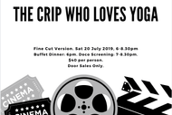 Image for event: Dinner + Movie