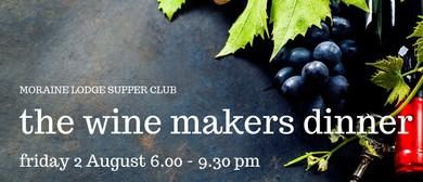 The Winemakers Dinner - Moraine Lodge Supper Club