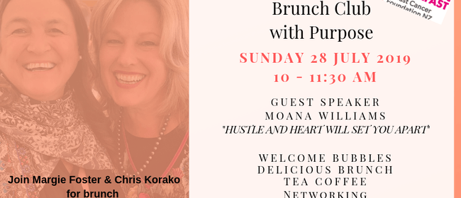 Pink Ribbon Brunch With Purpose