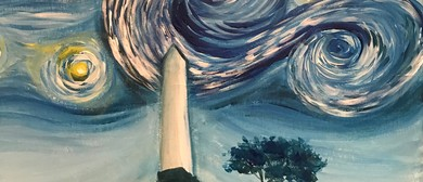 Paint & Chill Night - Starry One Tree Hill