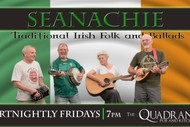 Image for event: Seanachie Irish Band