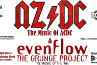 Image for event: NZ/DC & Evenflow the Grunge Project