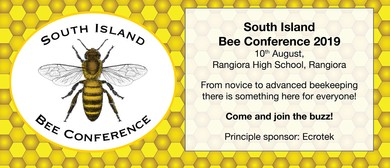 South Island Bee Conference 2019