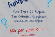 Image for event: Hospice Wairarapa Quiz Night